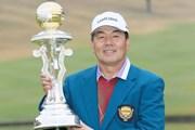 2014年 富士フイルムシニアチャンピオンシップ 最終日 室田淳