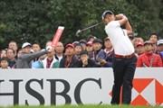 2014年 WGC HSBCチャンピオンズ 最終日 岩田寛