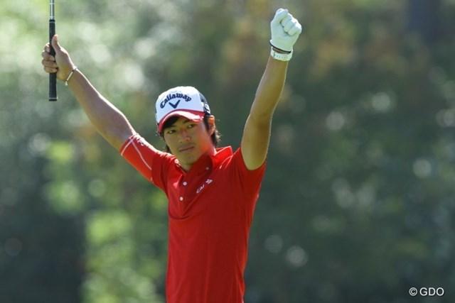 今季出場した3試合で安定感を見せている石川遼