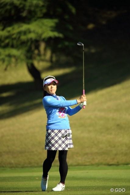 有村智恵は、今季国内最終戦で無念の予選落ち 視線の先は米女子ツアーQスクールへ