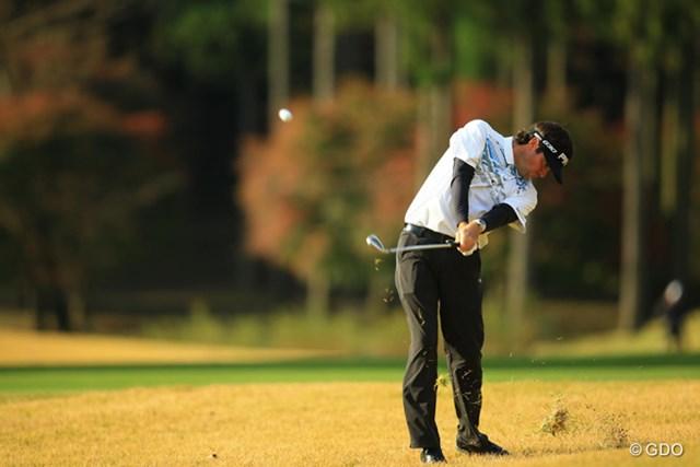 優勝という形で、日本のファンの期待には応えられませんでしたが、この4日間、十分に魅力的なゴルフを見せてくれましたね。またの来日を期待しましょう!