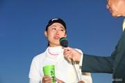 2014年 伊藤園レディス 最終日 前田陽子
