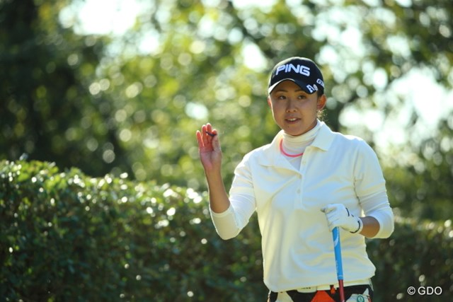 初優勝を果たした前田陽子は182ランクアップの159位に