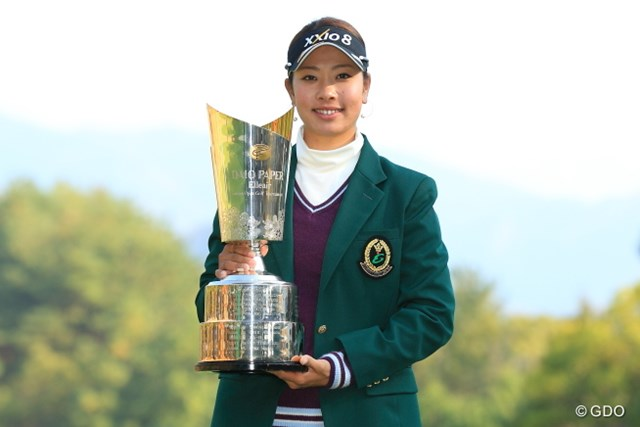 森田理香子 昨年は森田理香子がシーズン4勝目を挙げ、賞金女王争いで横峯さくらを逆転した