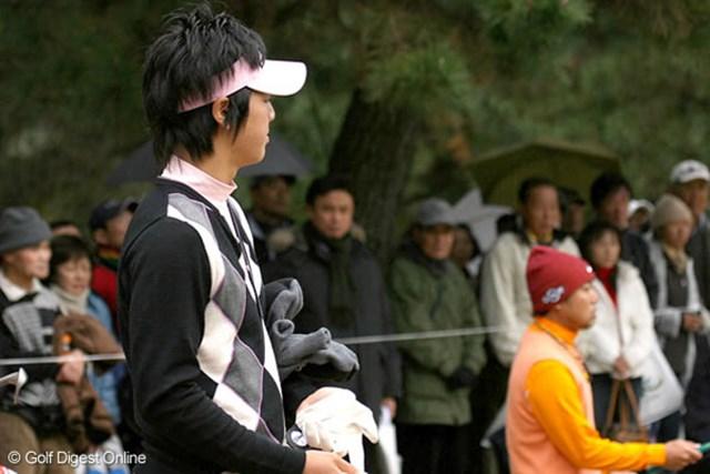 「差を感じてしまうので片山さんのプレーを見ないようにしていた」と話す石川だが…