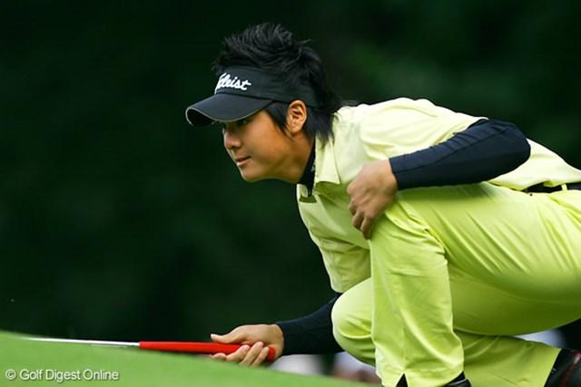 1打の重みを痛感し無念の予選落ちに終わった石川遼
