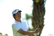 2014年 カシオワールドオープンゴルフトーナメント 初日 ジャン・ドンキュ