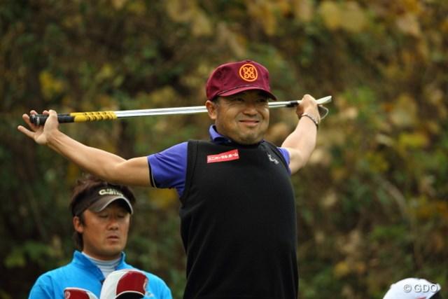 2014年 カシオワールドオープンゴルフトーナメント 2日目 片山晋呉 誰?