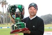 2014年 いわさき白露シニアゴルフトーナメント 最終日 倉本昌弘
