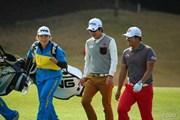 2014年 カシオワールドオープンゴルフトーナメント 最終日 ソン・ヨンハン