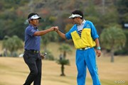 2014年 カシオワールドオープンゴルフトーナメント 最終日 武藤俊憲