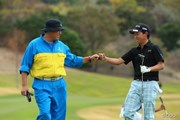 2014年 カシオワールドオープンゴルフトーナメント 最終日 平本穏