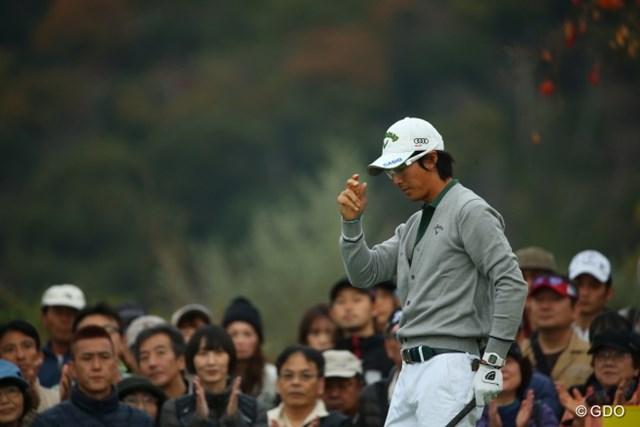 """国内4連戦でふるわず、石川遼は世界ランクで""""日本勢7番手""""まで下降した"""