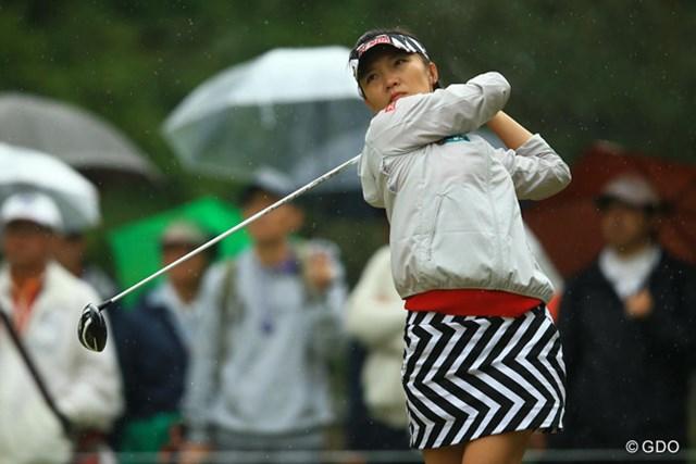 2014年 LPGAツアー選手権リコーカップ 最終日  テレサ・ルー「優勝は全然考えてなかった」