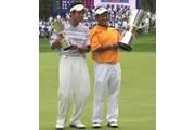 池田勇太(左)&篠崎紀夫