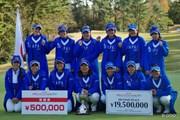 2014年 日韓女子プロゴルフ対抗戦 最終日 日本選抜