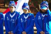2014年 日韓女子プロゴルフ対抗戦 最終日 上田桃子