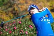 2014年 日韓女子プロゴルフ対抗戦 最終日 吉田弓美子