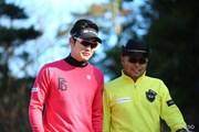2014年 ゴルフ日本シリーズJTカップ 最終日 片山晋呉 キム・ヒョンソン