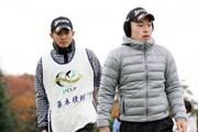 2014年 ゴルフ日本シリーズJTカップ 藤本佳則&塩見好輝