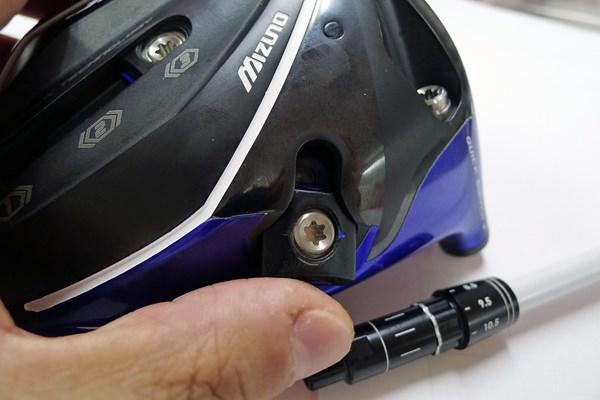 ミズノ JPX850 ドライバー