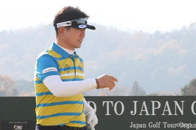 2014年 ファイナルクオリファイトーナメント 最終日 Y.E.ヤン アジア人唯一のメジャー覇者Y.E.ヤンが日本のQTを4位で突破