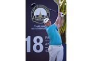 2014年 タイランドゴルフ選手権 初日 マーカス・フレイザー