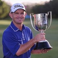 「64」のベストスコアをマークしたグレッグ・チャルマースが7ホールに及ぶプレーオフを制して優勝した( Bradley Kanaris/Getty Images) 2014年 オーストラリアPGA選手権 最終日 グレッグ・チャルマース