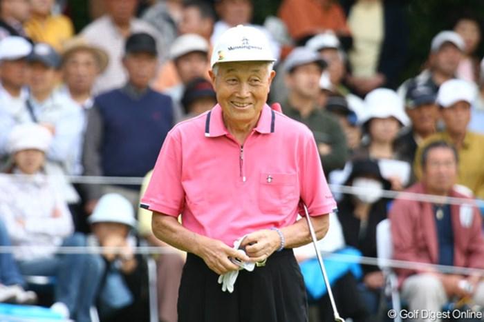 永久シード選手の故・杉原輝雄が日本プロゴルフ殿堂入り 杉原輝雄