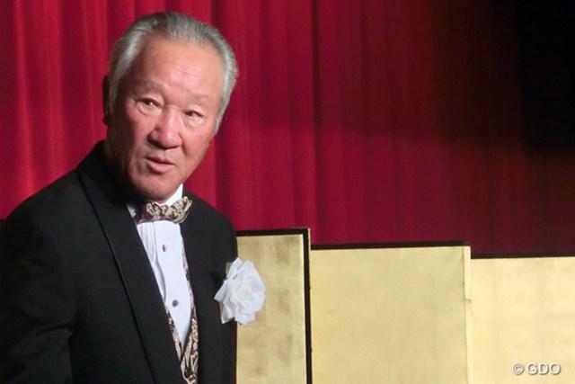 プロゴルファー生活50年 青木功は盛大な祝賀会で節目を迎えた