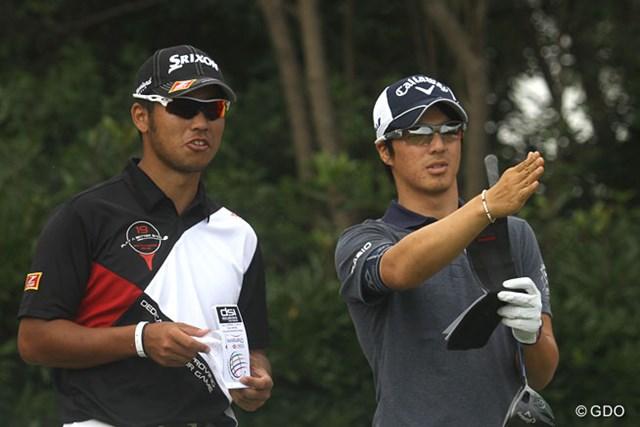 2014年 松山英樹&石川遼 松山英樹と石川遼がともにプレーオフへ進出。来シーズンの活躍にも期待!