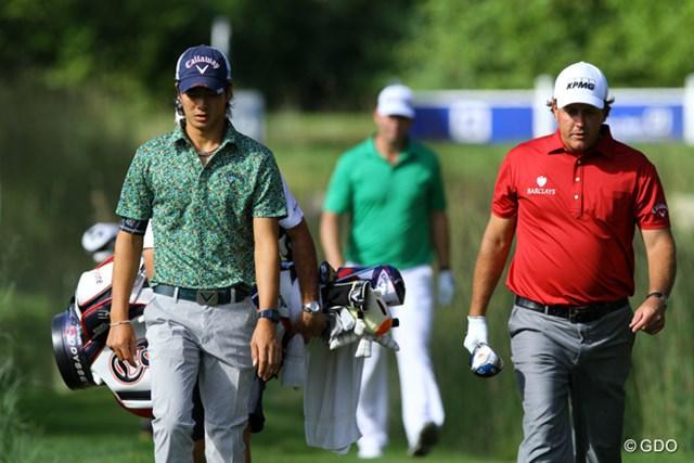 """石川遼とフィルミケルソン。キャロウェイゴルフにとっては""""復活""""を印象付けた1年だった"""