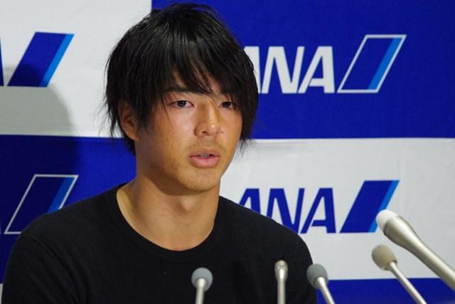渡米前の会見で石川は、改めて5試合の出場義務規定に苦言を呈した