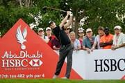 2015年 アブダビHSBCゴルフ選手権 3日目 マルティン・カイマー