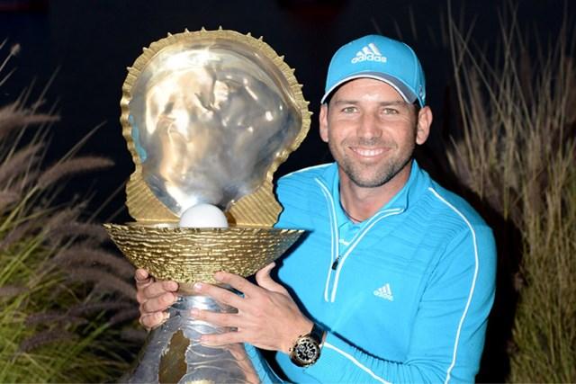 昨年プレーオフを制したセルヒオ・ガルシアが大会連覇を狙う(Ross Kinnaird/Getty Images)
