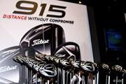 2015年 PGAマーチャンダイズショー タイトリスト915ドライバー