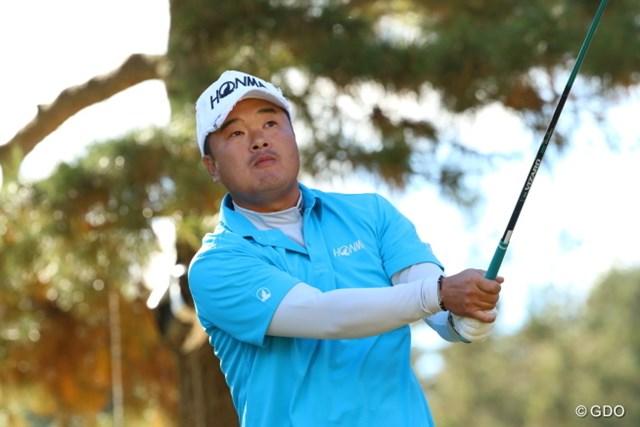 昨季賞金王を戴冠した小田孔明が、2015年度のJOCオリンピック(ゴルフ競技)強化指定選手に加わった