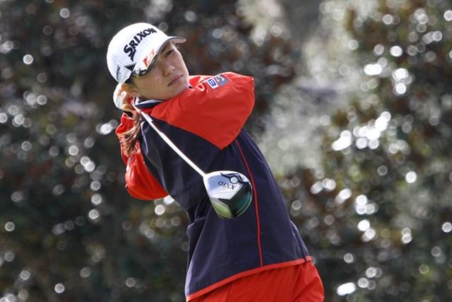 2015年 コーツゴルフ選手権 by R+L Carriers 横峯さくら 全選手がスタート前にコースを後に。横峯さくらの今季初戦はお預けとなった