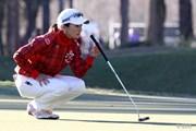 2015年 コーツゴルフ選手権 by R+L Carriers 初日 上原彩子