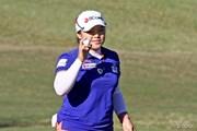 2015年 コーツゴルフ選手権 by R+L Carriers 2日目 ジャン・ハナ