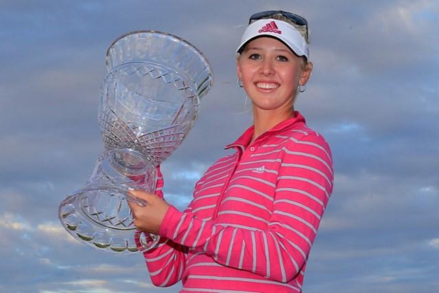 昨年の大会では、ジェシカ・コルダが2年ぶり、ツアー2勝目を飾った