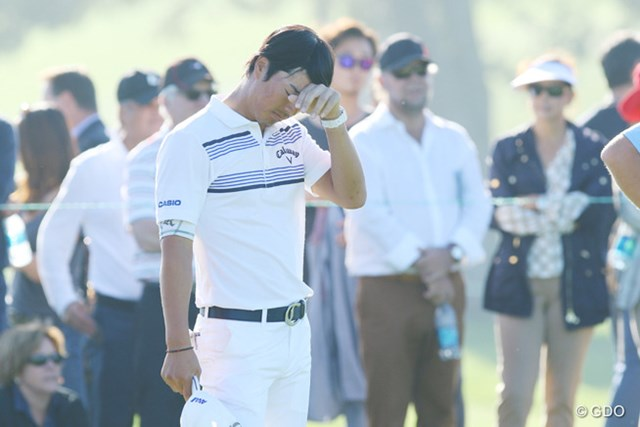 遠い週末…石川は3試合連続の予選落ちが決まった