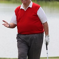 米ツアー通算51勝のビリー・キャスパー氏が死去した。撮影は2010年3M選手権(Michael Cohen/Getty Images) 2010年 3M選手権 ビリー・キャスパー