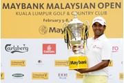 2015年 メイバンク・マレーシアオープン 最終日 アニルバン・ラヒリ