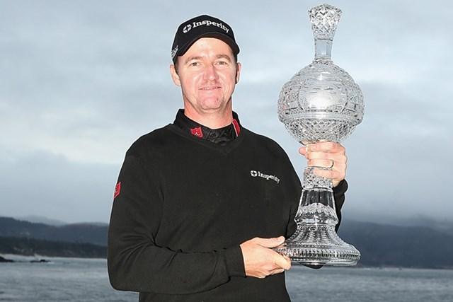 好調を維持し、連覇を狙うジミー・ウォーカー(Christian Petersen/Getty Images)