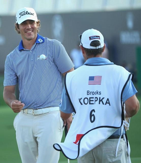 「ウェイストマネージメントフェニックスオープン」で、米ツアー初優勝をあげたB.ケプカは今季注目選手のひとりだ