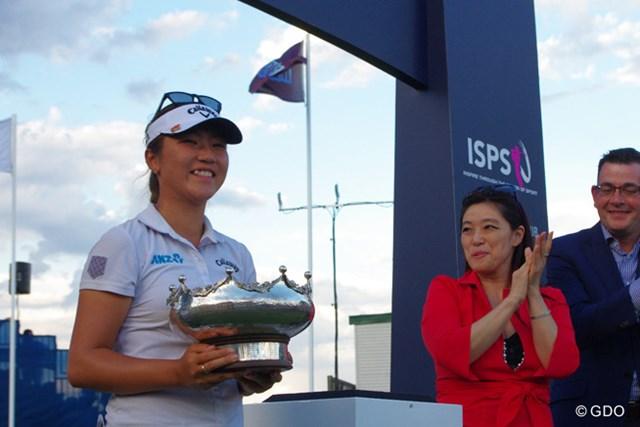 世界ランク1位の17歳リディア・コーが今季初V