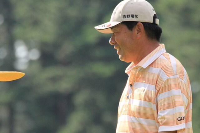 60歳の今年もレギュラーとシニア両ツアーで戦う室田淳