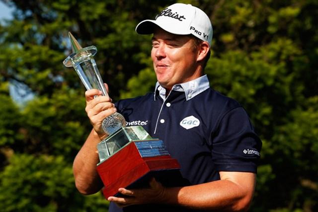 昨年は、地元南アフリカ出身のジョージ・クッツェーが、プロ転向7年目で悲願のツアー初優勝を果たした
