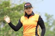 2015年 ホンダ LPGAタイランド 初日 アリヤ・ジュタヌガン